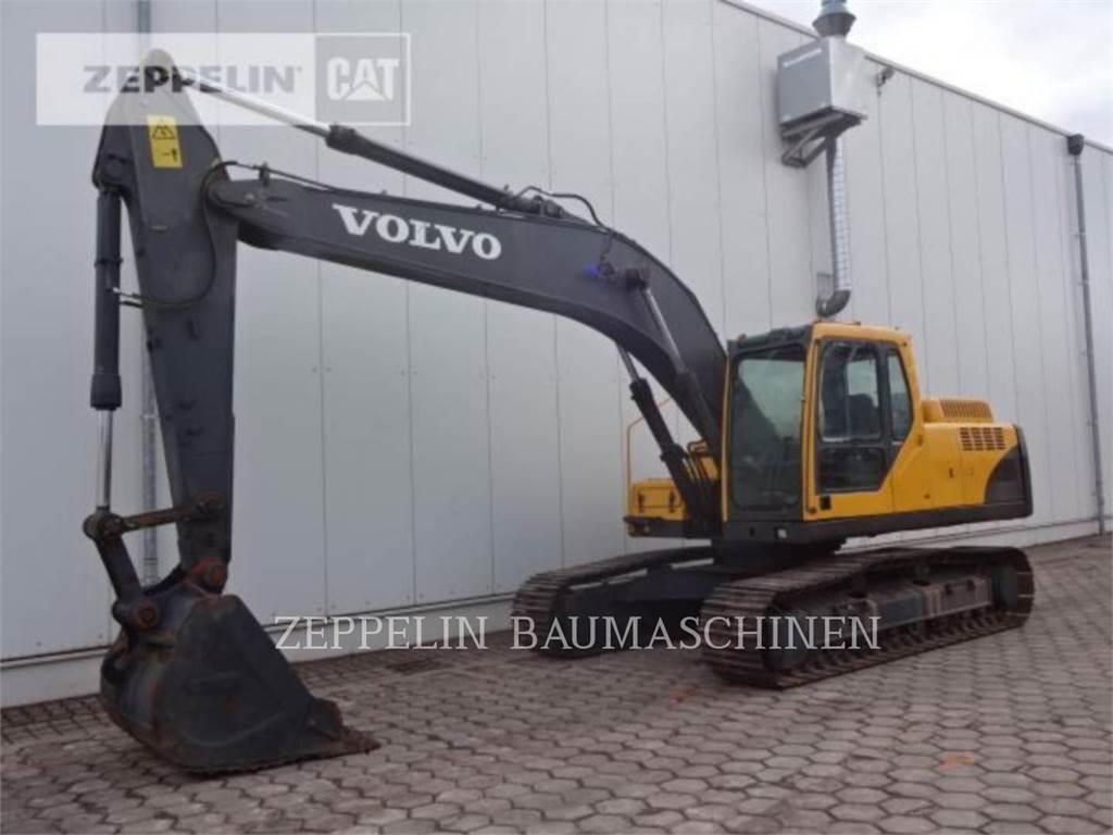 Volvo EC210BLC, Crawler Excavators, Construction
