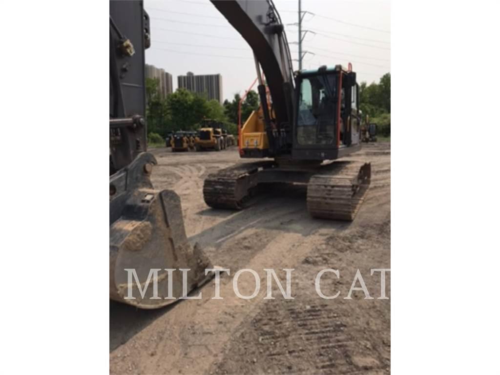 Volvo EC220EL, Crawler Excavators, Construction