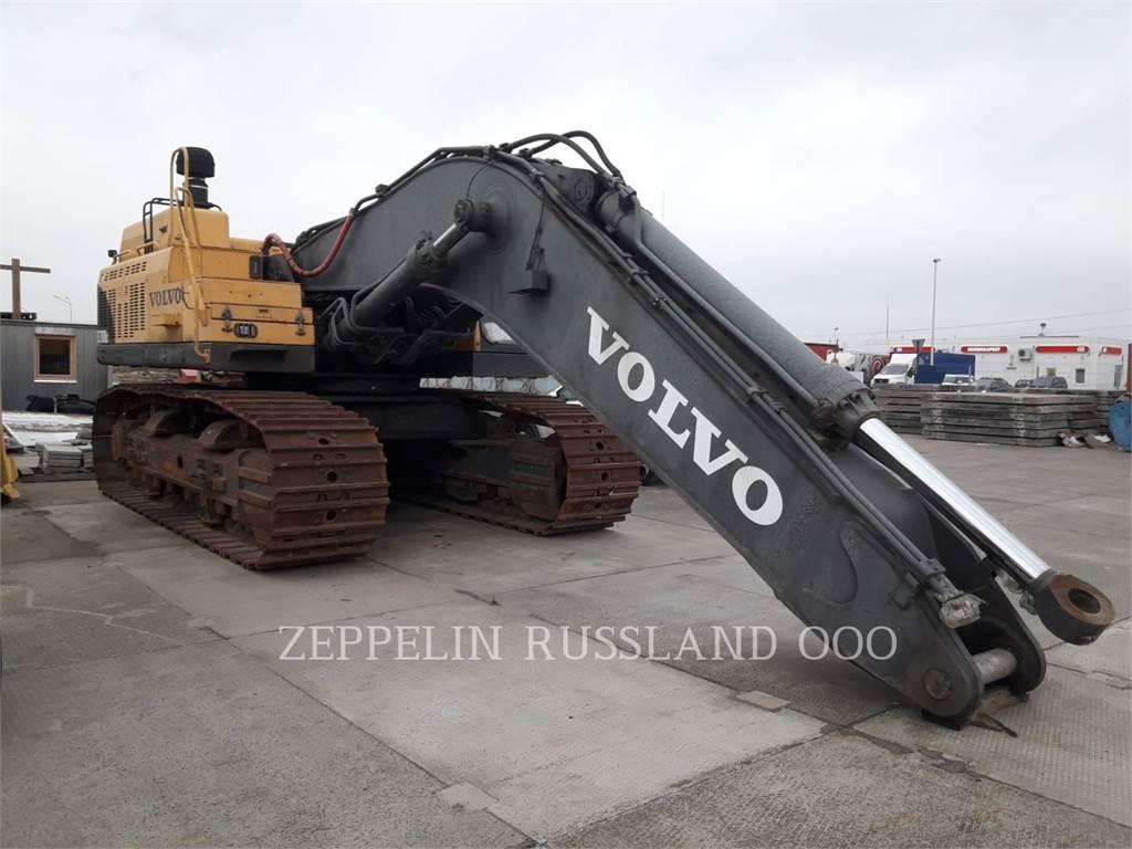 Volvo EC700BLC, Crawler Excavators, Construction