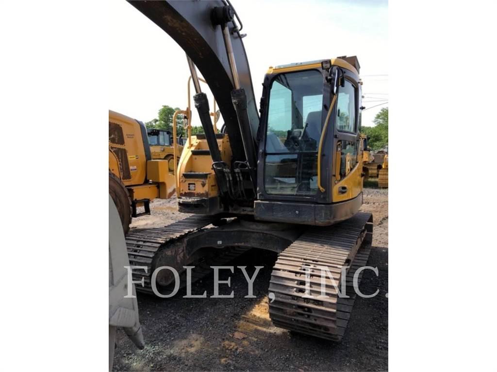 Volvo ECR145CL, Escavadoras de rastos, Equipamentos Construção
