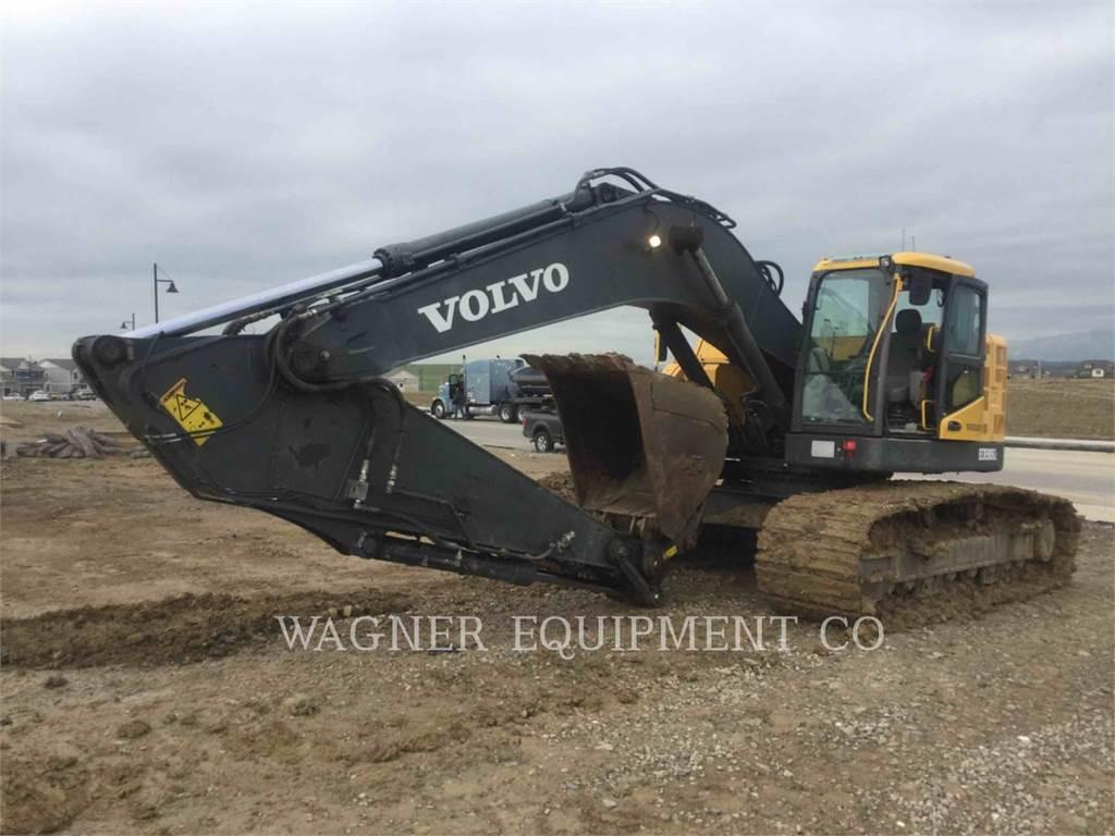 Volvo ECR305CL, Escavatori cingolati, Attrezzature Da Costruzione
