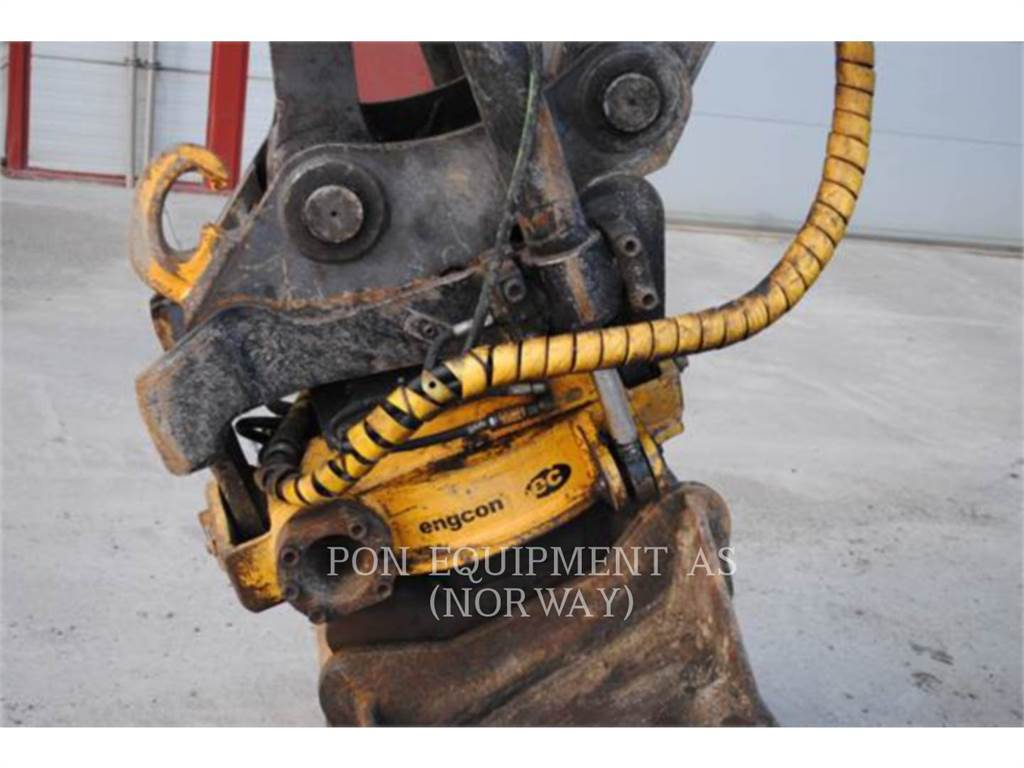 Volvo EW140B, wheel excavator, Construction