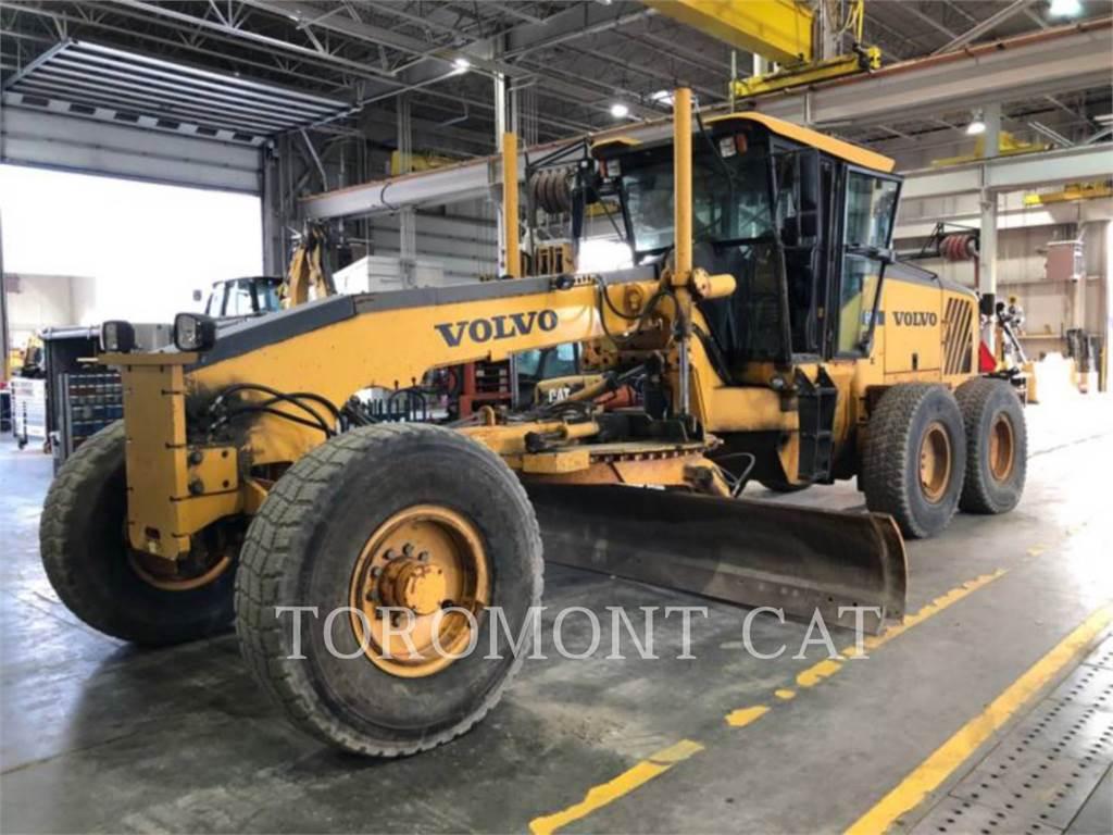 Volvo G960, niveleuses pour mines, Équipement De Construction
