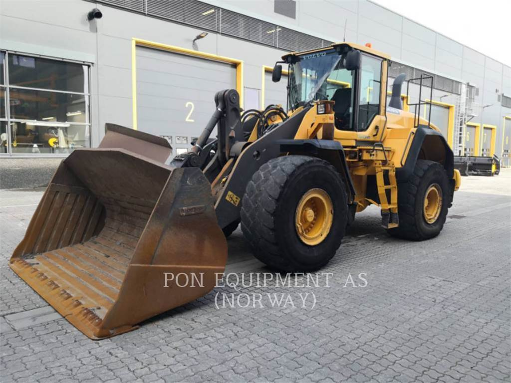 Volvo L 150 G, Wheel Loaders, Construction