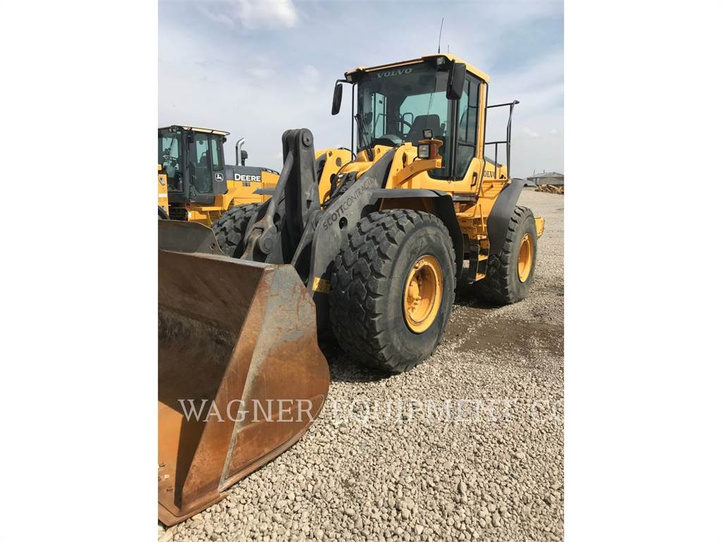 Volvo L110F, Wheel Loaders, Construction