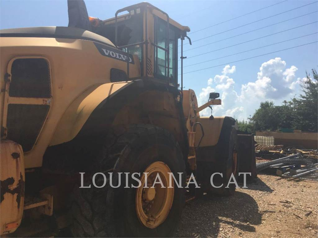 Volvo L180H, Wheel Loaders, Construction