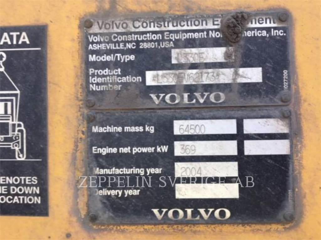 Volvo L330 E, Wheel Loaders, Construction