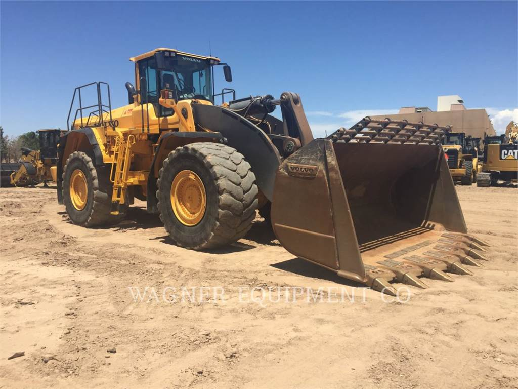 Volvo L350F, Wheel Loaders, Construction