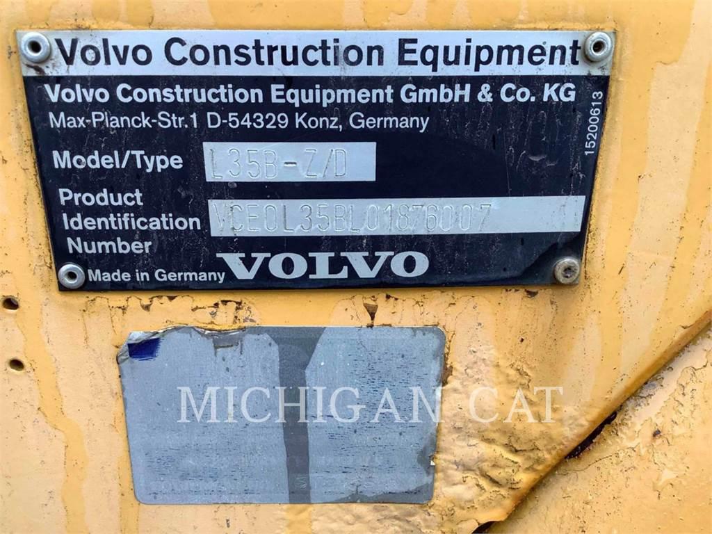 Volvo L35B-Z/D, Wheel Loaders, Construction