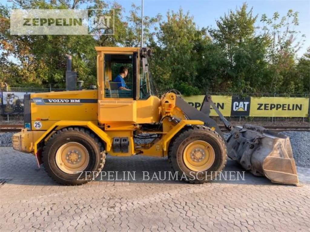 Volvo L50C, Wheel Loaders, Construction
