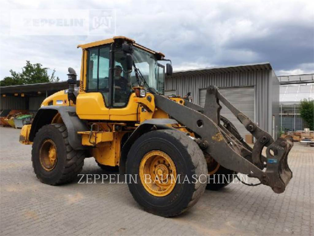 Volvo L60G, Wheel Loaders, Construction