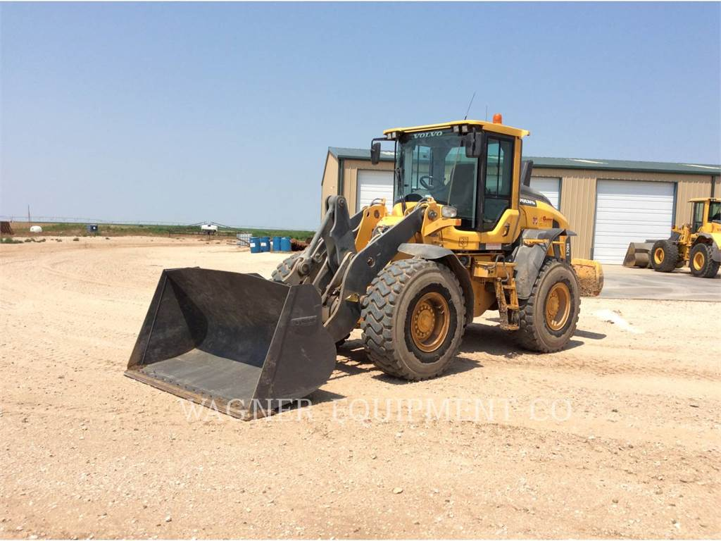 Volvo L70H, Wheel Loaders, Construction