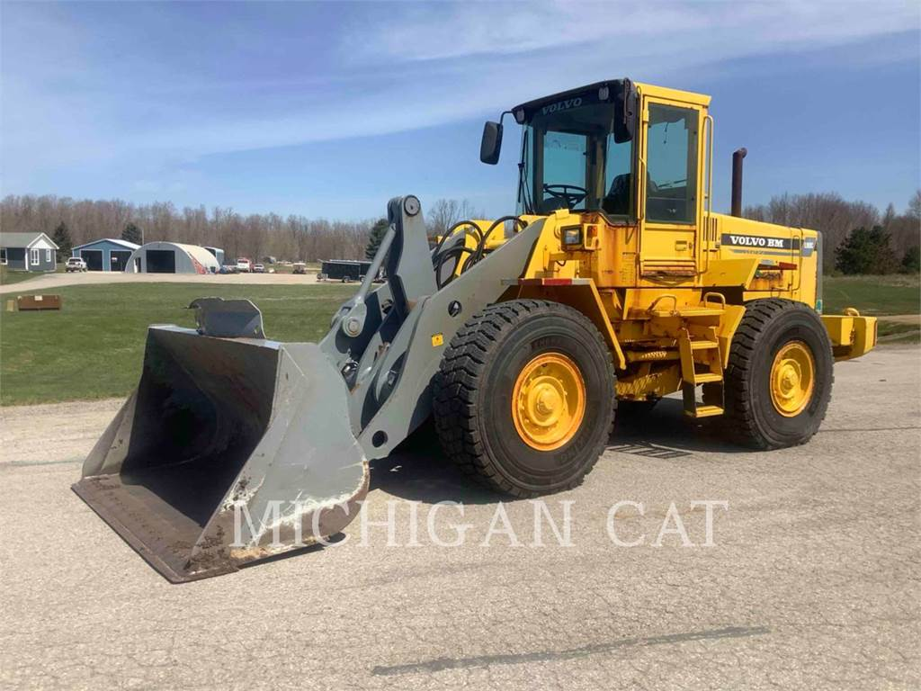 Volvo L90C, Wheel Loaders, Construction