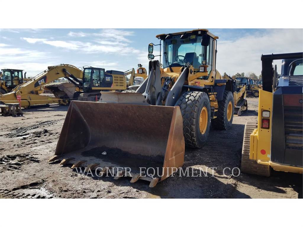 Volvo L90G, Wheel Loaders, Construction