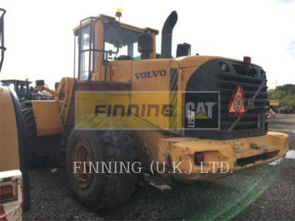 Volvo (OBSOLETE) L150F, Wheel Loaders, Construction