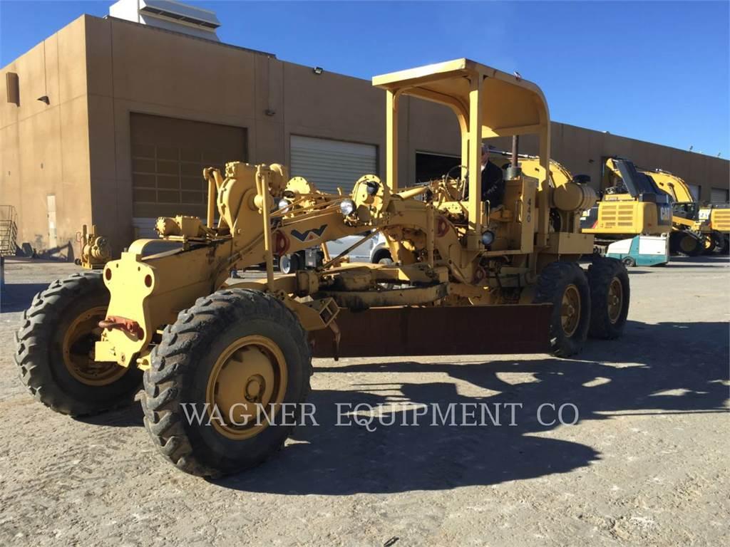 Wabco 440HA, motoniveladoras para minería, Construcción