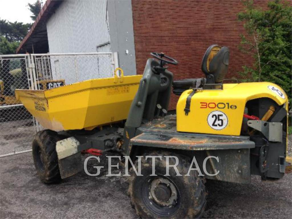 Wacker 3001, utility vehicles / carts, Grounds Care