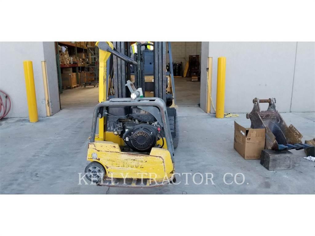 Wacker BPU3750A, compacteurs a plaque, Équipement De Construction