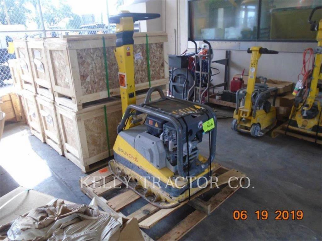 Wacker BPU4045A、平板夯、建筑设备