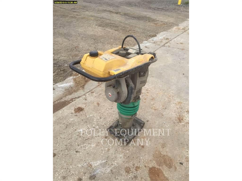 Wacker BS602I, Compactors, Construction