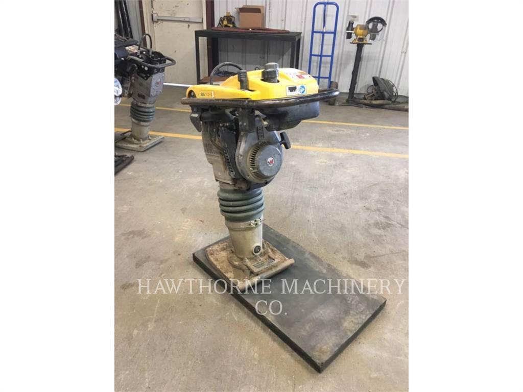 Wacker BS70-2I, Waste Compactors, Construction