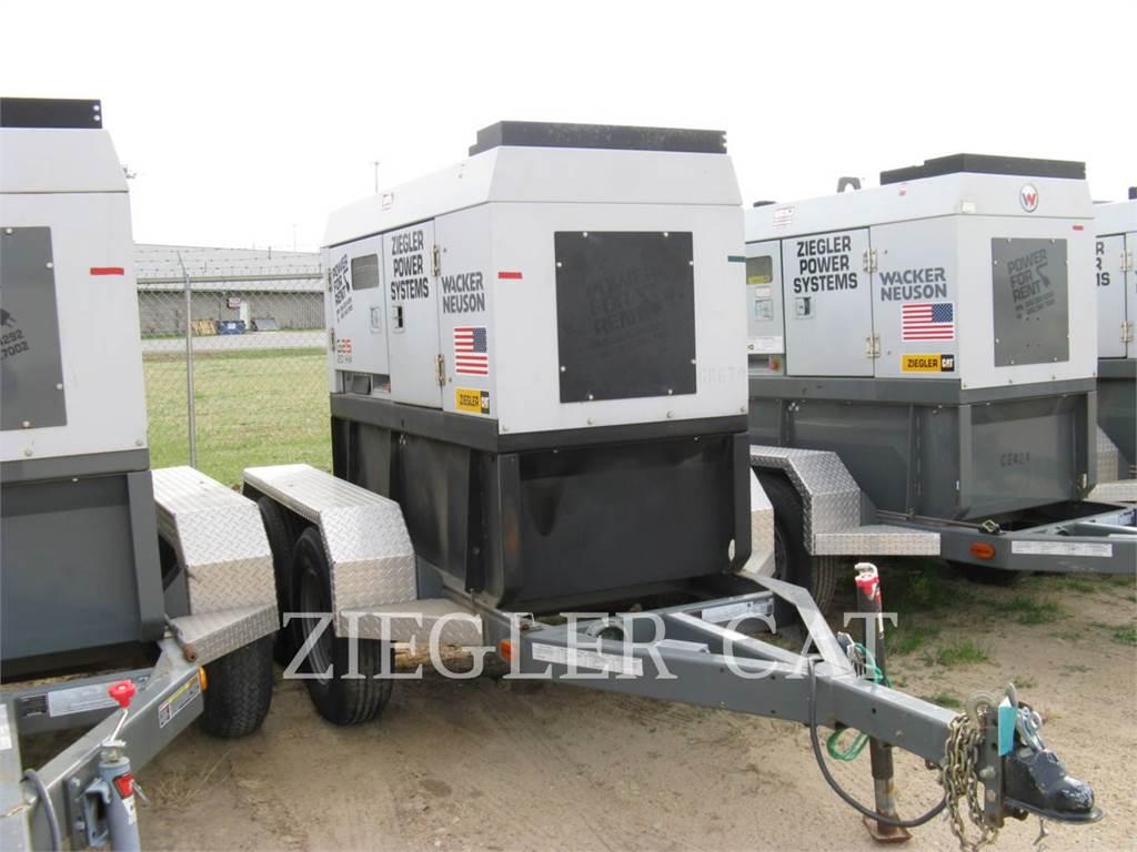 Wacker G25EX, Groupes électrogènes Stationnaires, Équipement De Construction
