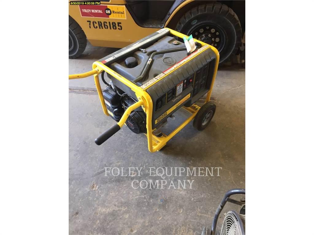 Wacker GP5600A, ruchome zestawy generatorów, Sprzęt budowlany