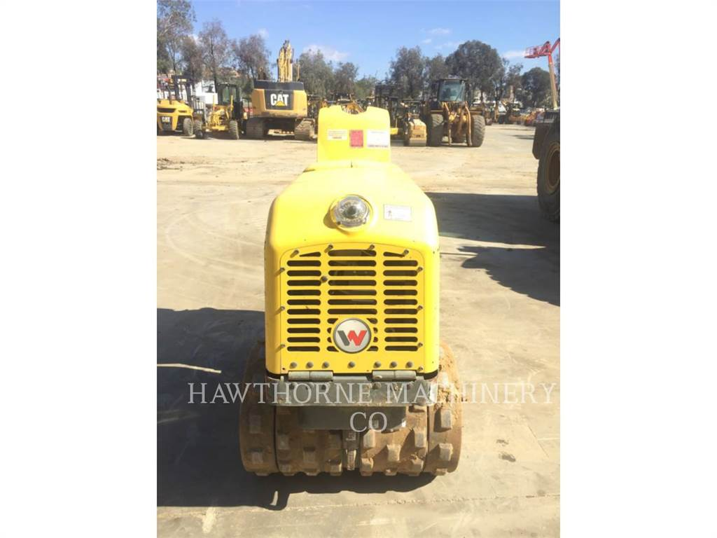 Wacker RT82-SC, Soil Compactors, Construction