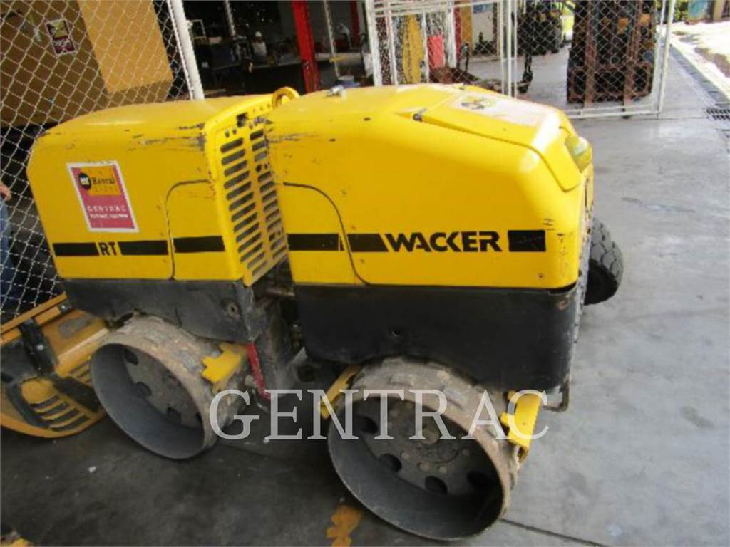 Wacker RT82-SC, Compactors, Construction