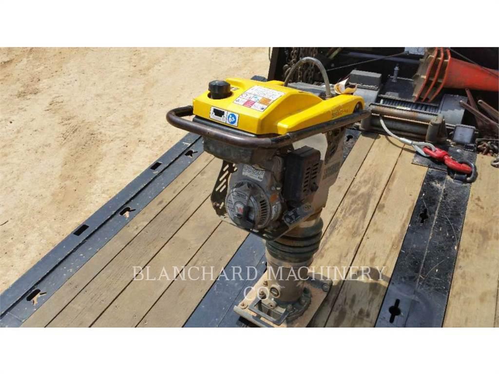 Wacker TAMPJJBS60, ag - vibrationsplattenverdichter, Bau-Und Bergbauausrüstung