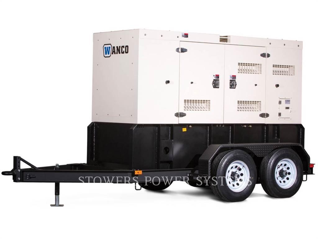 Wanco WSP125, mobiele generatorsets, Bouw