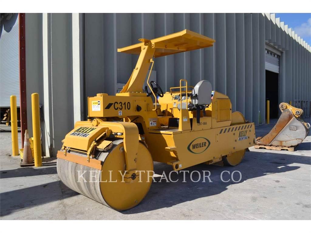 Weiler C307, Compactadores, Equipamentos Construção