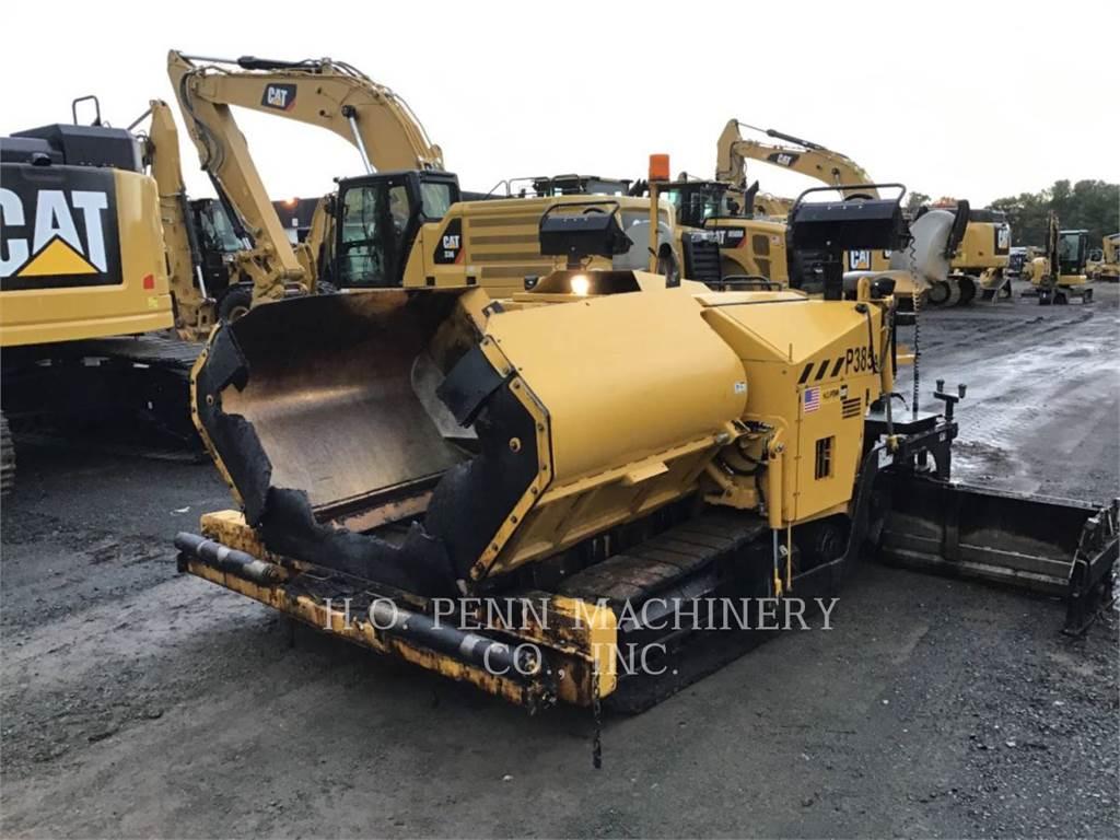 Weiler P 385 A, Strassenfertiger, Bau-Und Bergbauausrüstung