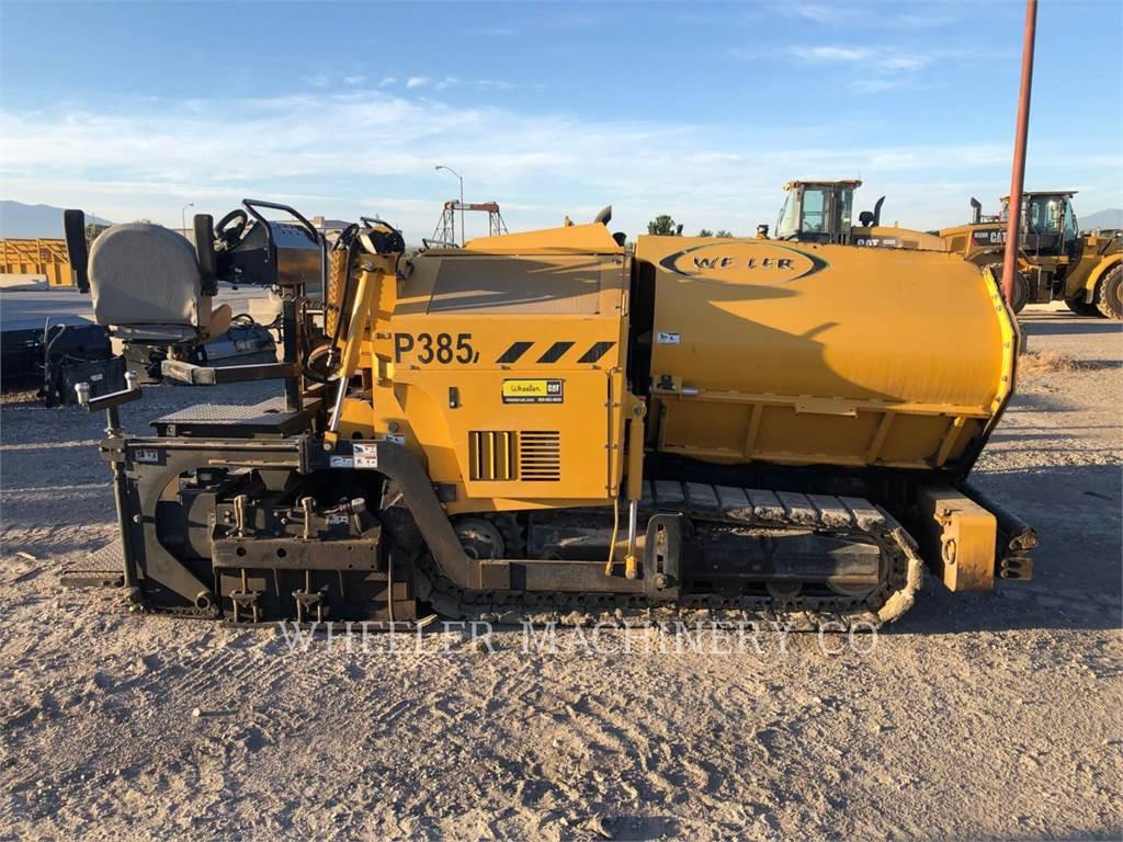 Weiler P385-001, Strassenfertiger, Bau-Und Bergbauausrüstung