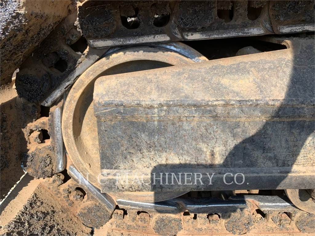 Weiler P385B, Asphalt pavers, Construction