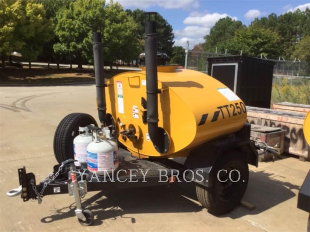 Weiler TT250, Strassenfertiger, Bau-Und Bergbauausrüstung
