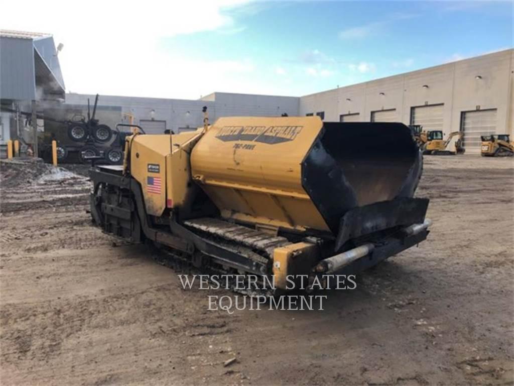 Weiler WILR P385, Finisseur, Équipement De Construction