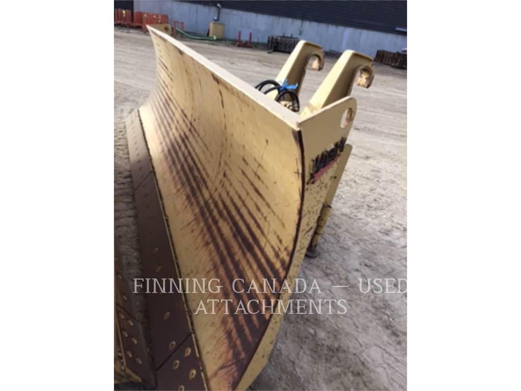 Weldco Beales 14M, blades, Construction