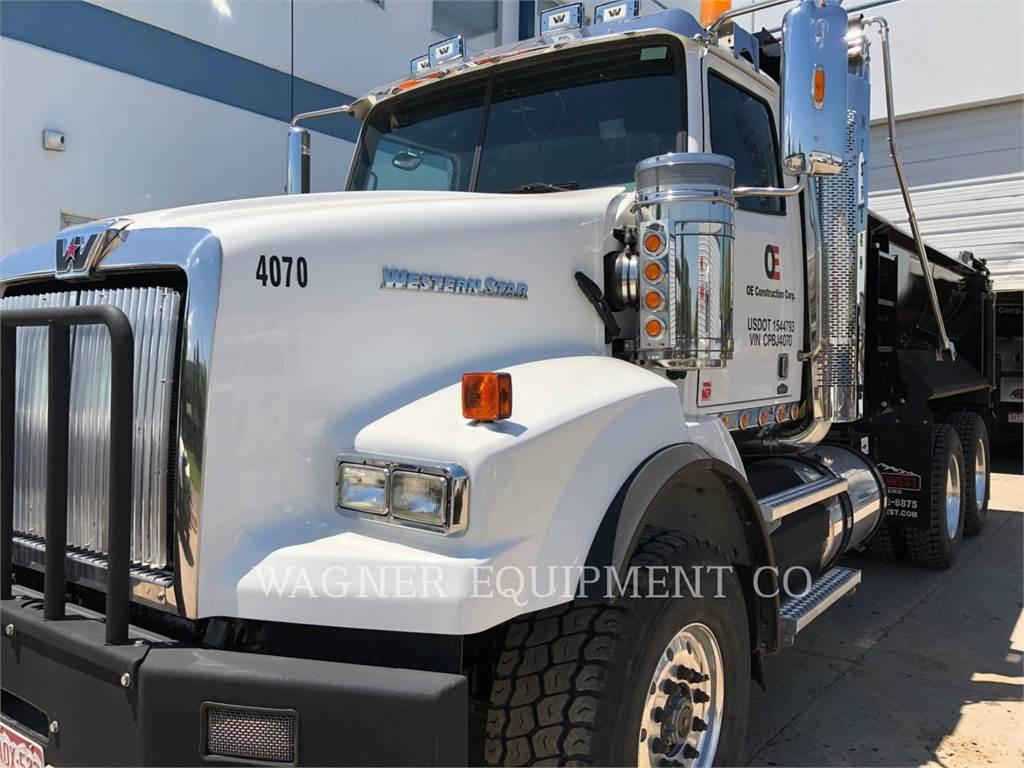 Western Star 4900SA, camiones de carreter, Transporte