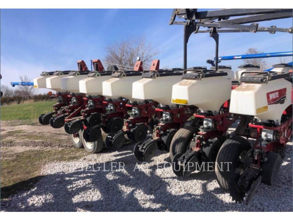 White 8186, planting equipment, Agriculture