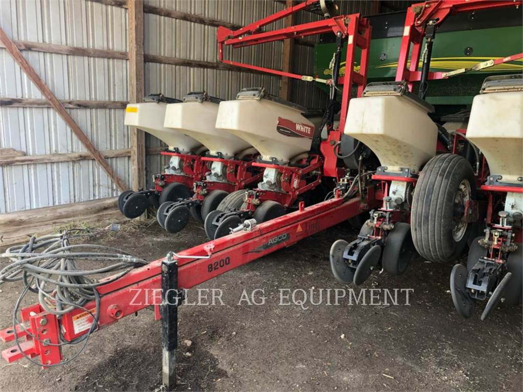 White 8222-30, planting equipment, Agriculture