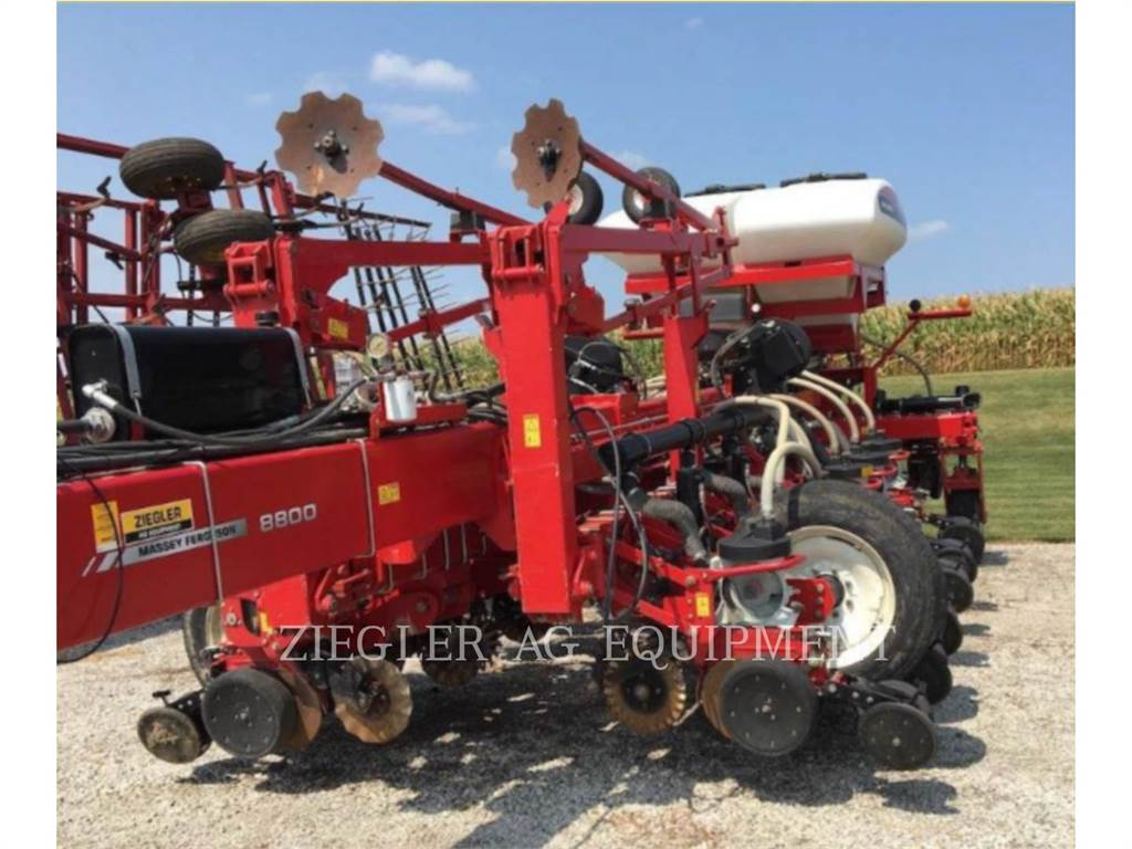 White 8816-30, planting equipment, Agriculture