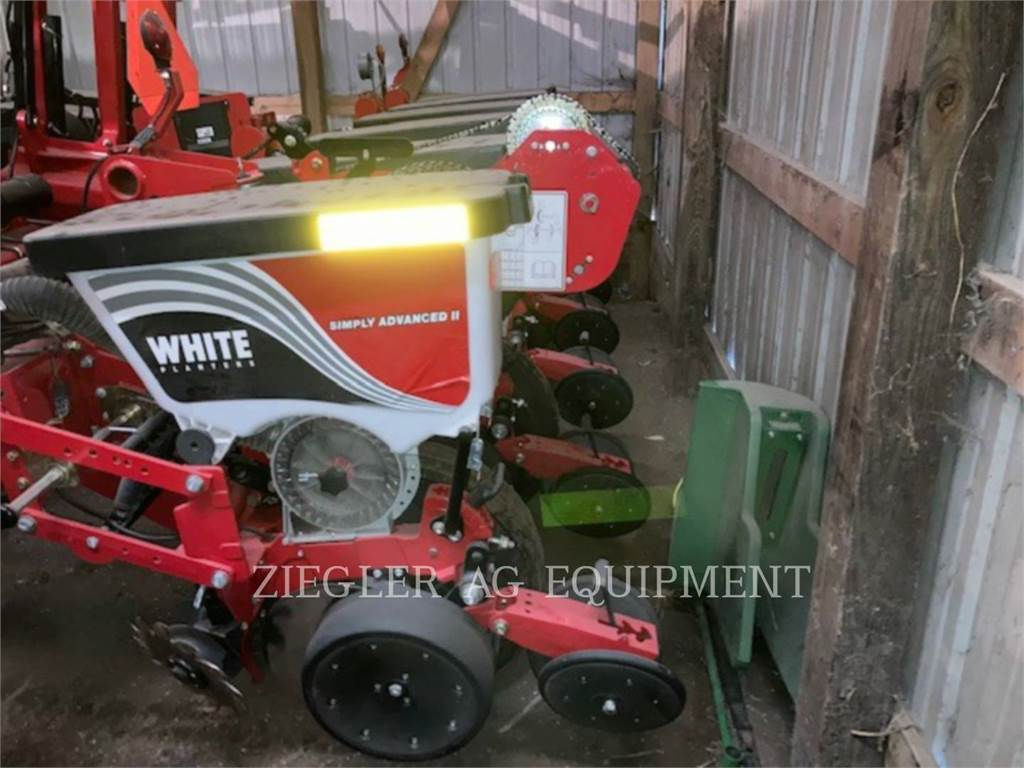 White 9202, planting equipment, Agriculture