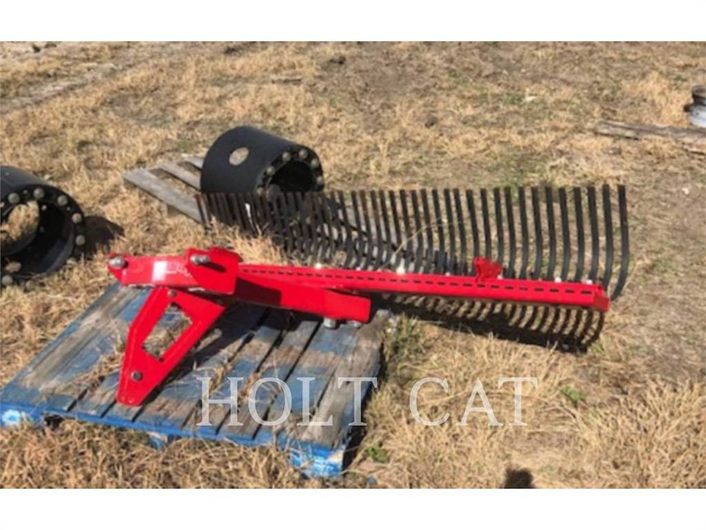 Woods MANUFACTURING LRS84P, rake, Agriculture