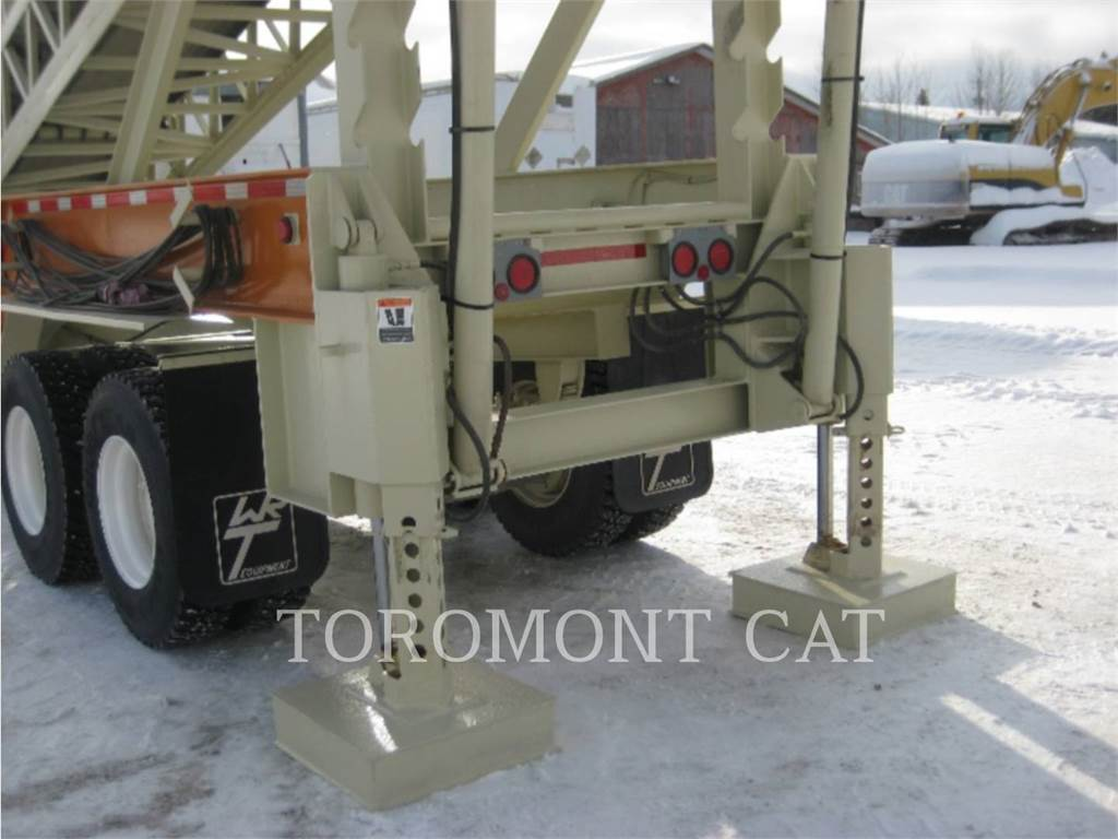 WRT EQUIPMENT FEEDER, SCREENER & POWER VAN、圧砕機、建設