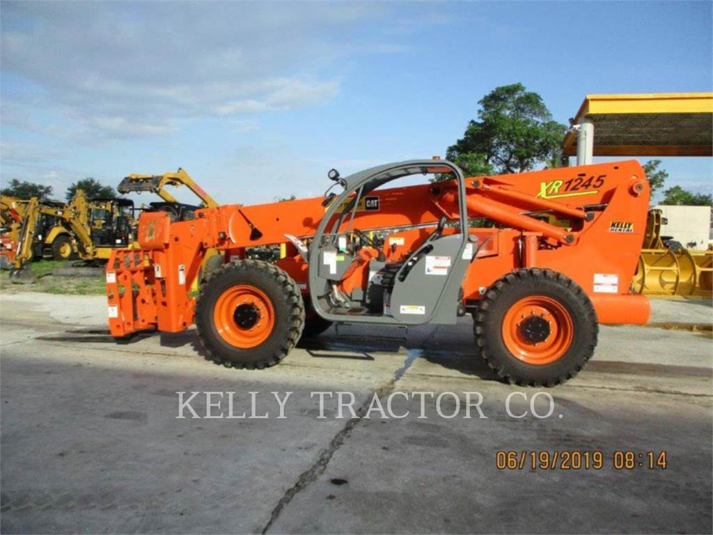 Xtreme MANUFACTURING XR1245, telehandler, Construction