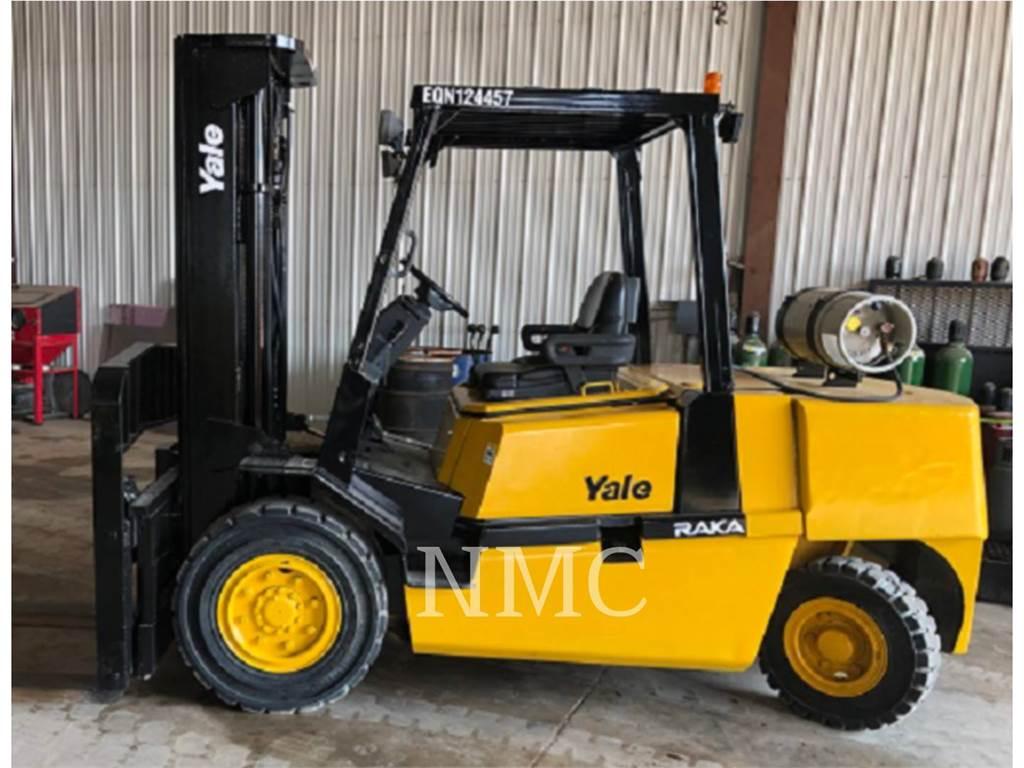 Yale GLP110MGNGBE098_YA, forklifts, Material Handling