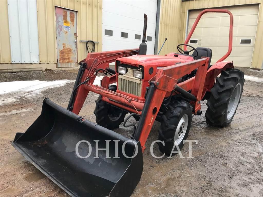 Yanmar YM336D, tractores agrícolas, Agricultura