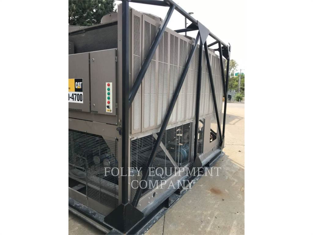 York CHILL100T, Used Ground Thawing Equipment, Construction