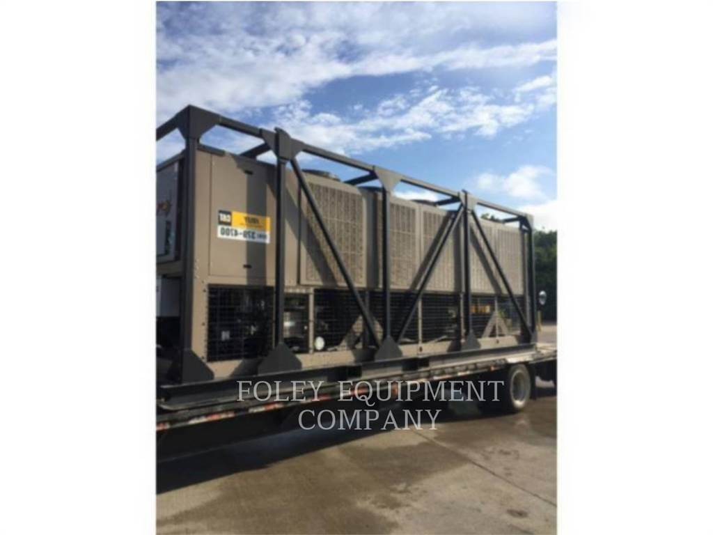 York CHILL207T, Used Ground Thawing Equipment, Construction
